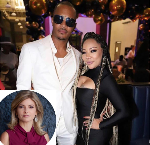 Second Sexual Abuse Accuser Against T.I. & Tiny Hires Lisa Bloom