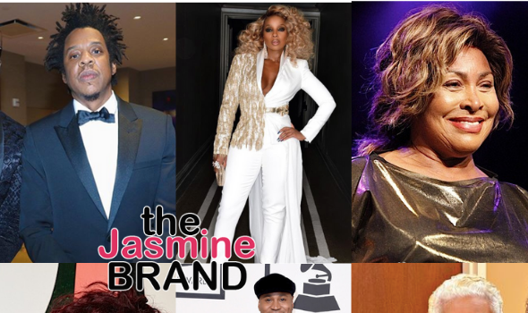 Jay-Z, Mary J. Blige, Tina Turner, Chaka Khan, LL Cool J & Dionne Warwick Make List For 2021 Rock & Roll Hall Of Fame Nominees
