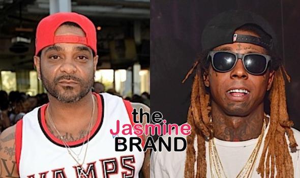 Jim Jones Says He Nearly Beat Up Lil Wayne For Taking 'Make It Rain' Hook [WATCH]