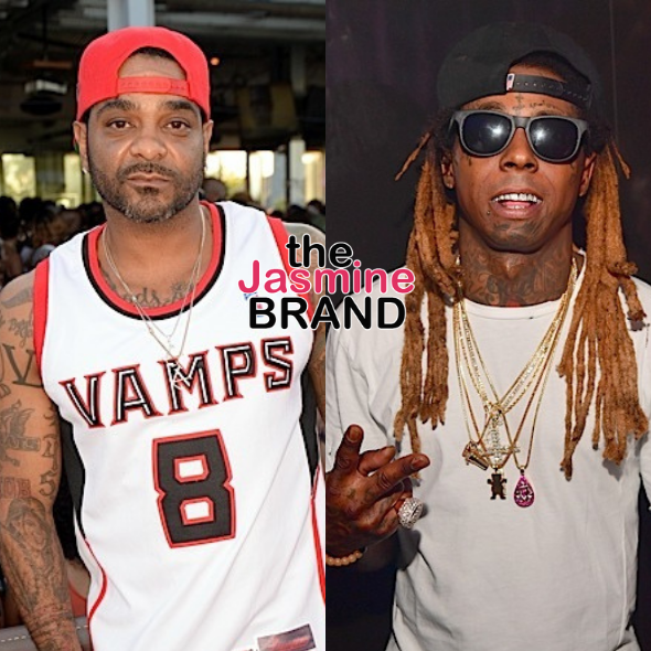 Jim Jones Says He Nearly Beat Up Lil Wayne For Taking 'Make It Rain' Hook [WATCH]