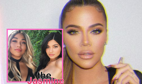 Khloe Kardashian Reacts To Fan Who Asks If Kylie Jenner Can Be Friends With Jordyn Woods: She Can Do Whatever She Wants!