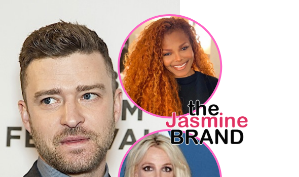 Justin Timberlake Issues Apology To Janet Jackson & Britney Spears