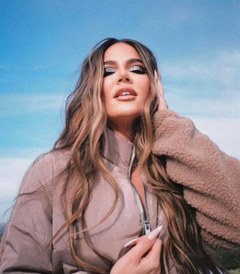 Khloe Kardashian Criticized For Using Brown Skin Emojis On Social Media During Black History Month