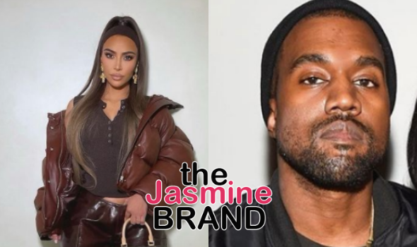 Kanye West Reportedly Tried To Sell Jewelry He Bought Kim Kardashian