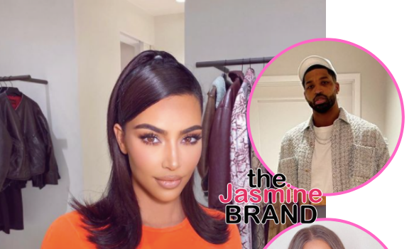 Kim Kardashian Gives Tristan Thompson Advice On Khloe Kardashian: Tell Her You Don't Want To Be This Kept Secret Because She's So Embarrassed