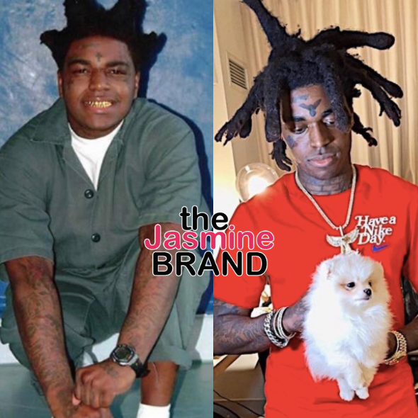 Kodak Black Debuts New Look In First Appearance Since Being Released From Prison