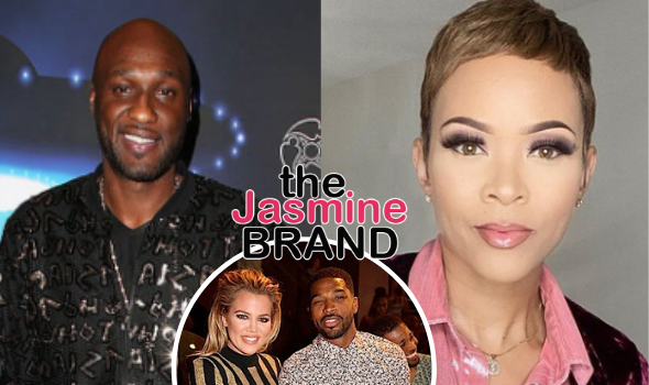 Lamar Odom Suggests Sabrina Parr Slept With 'His Ex-Wife's Significant Other' Tristan Thompson