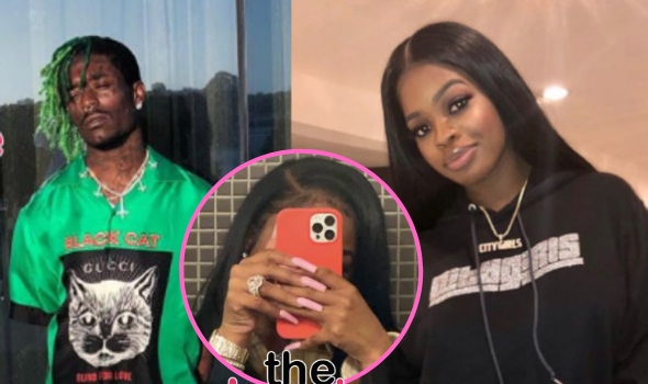 Lil Uzi Vert May Have Proposed To JT, City Girls Rapper Seen Showing Off A Ring
