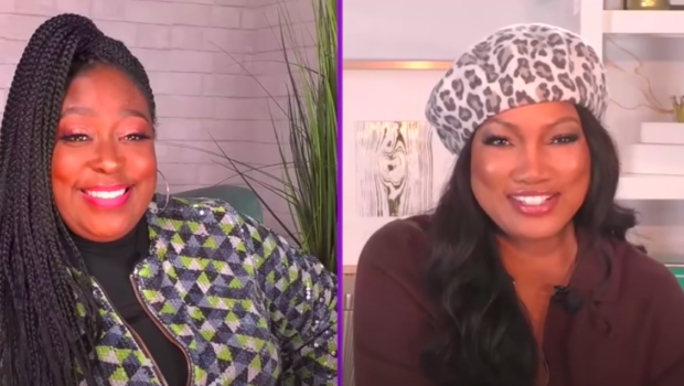 Loni Love & Garcelle Beauvais Laugh Off Rumors Of Tension Between Them After Awkward Moment On 'The Real'