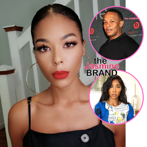 Moniece Slaughter Says She Will No Longer Speak On Dr. Dre & Apryl Jones: I Was Told My Life & My Son's Life Were In Danger