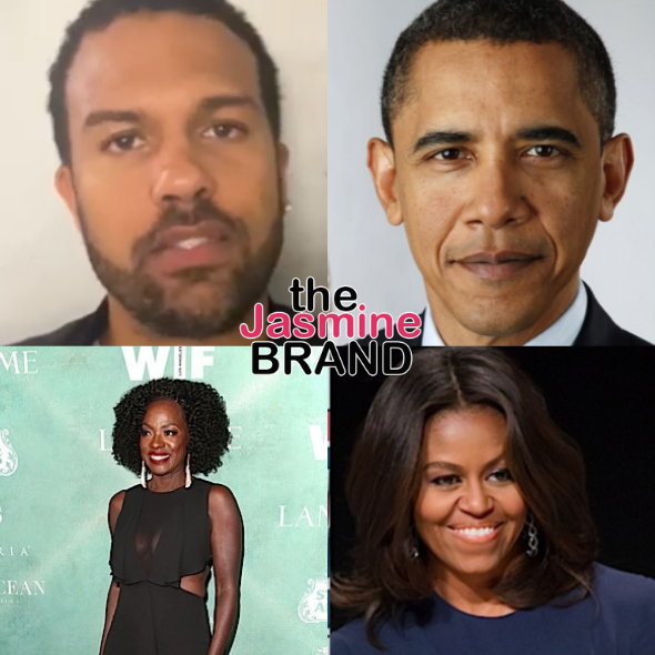Actor O-T Fagbenle Cast As Barack Obama In Showtime's 'The First Lady', Will Star Opposite Viola Davis Who Will Play Michelle Obama