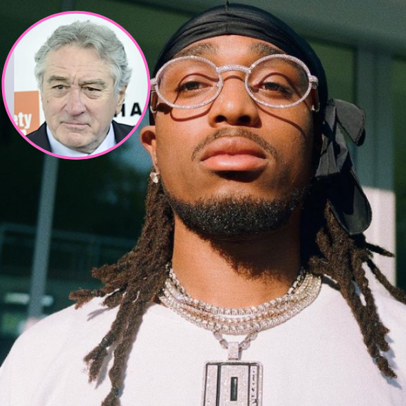 Quavo To Star Opposite Robert De Niro In His Big Screen Debut