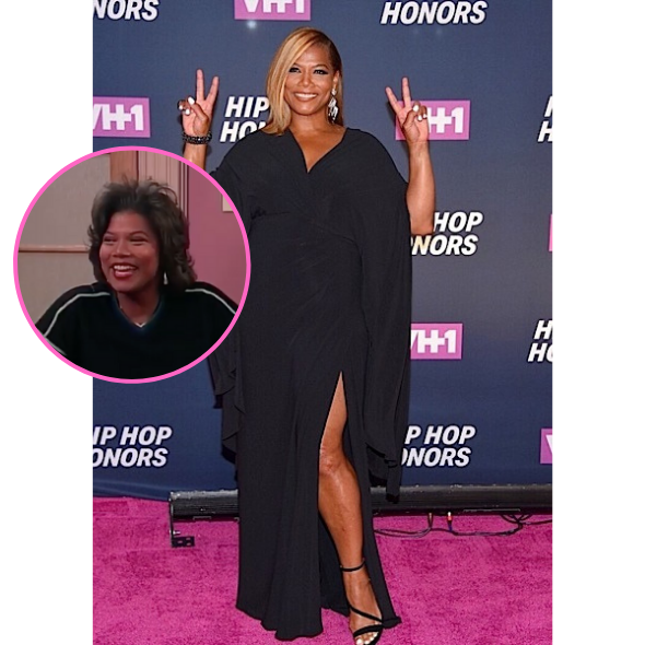 Queen Latifah Did Her Own Hair For 'Living Single' After It Started Breaking Off: I Ain't About To Lose My Edges Over No Show
