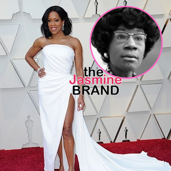 Regina King To Play Shirley Chisholm In Film About Her Presidential Run