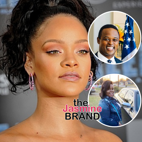 Rihanna Demands Justice For Breonna Taylor As Daniel Cameron Celebrates Black History Month: Sup N***a