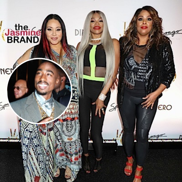 DJ Spinderella Says Tupac Was 'Furious' He Was Removed From Salt & Pepa's 'Whatta Man' Video