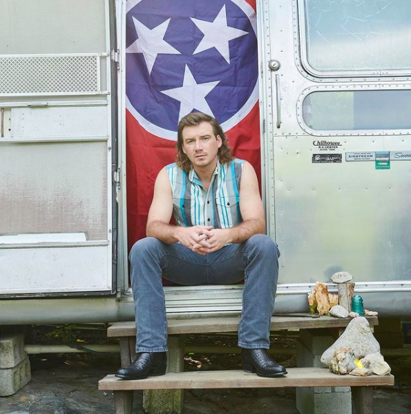 Country Singer Morgan Wallen's Sales Increase After Facing Backlash For Saying The N-word