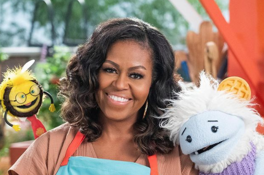 "Michelle Obama To Star & Executive Produce New Children's Cooking Show ""Waffles + Mochi"""