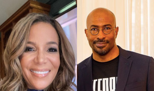 Sunny Hostin Tells Van Jones 'The Black Community Doesn't Trust You'
