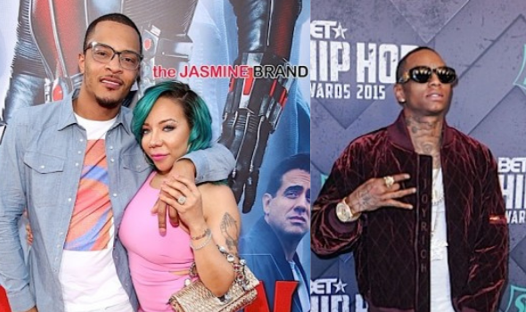 T.I., Tiny Harris & Soulja Boy Called Out By #MeToo Movement In Letter To Black Survivors + 'T.I. & Tiny: Friends & Family Hustle' Production Suspended