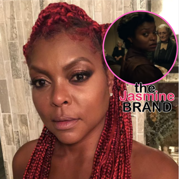 Taraji P. Henson Says She Was 'Gutted' As She Reveals She Made $40K For 'The Curious Case Of Benjamin Button' Role, Co-Stars Reportedly Made Millions