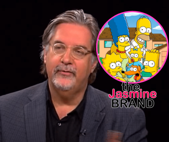 'The Simpson's' Creator Says He Was Fine With White Actors Voicing Non-White Characters