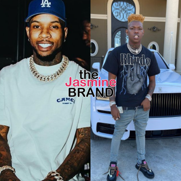 Tory Lanez Blasted By Rapper Young Bleu For Remixing His Song Without Permission