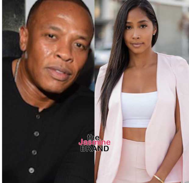 Dr. Dre Rumored To Be Dating 'Love & Hip Hop's' Apryl Jones, Pair Spotted On A Dinner Date