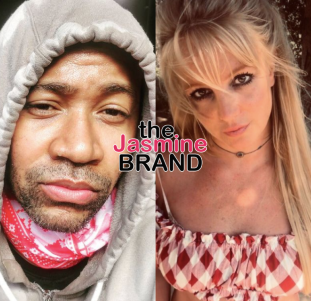 Columbus Short Claims Britney Spears' Parents Called Him The N-Word After Their 2003 Fling