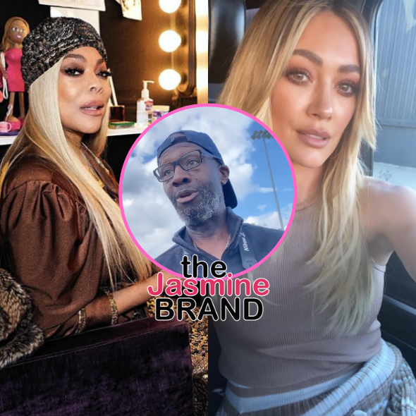 Wendy Williams & Hilary Duff Sued By Photographer For Defamation, Alleges They Suggested He Was A Child Predator When Taking Photos Of Actress' Son