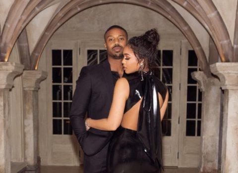 Michael B. Jordan On Why He Went Public W/ Lori Harvey Relationship: I'm Extremely Happy