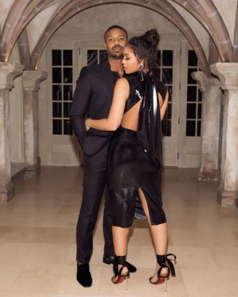 Michael B. Jordan On Why He Went Public W/ Lori Harvey Relationship: I'm Extremely Happy