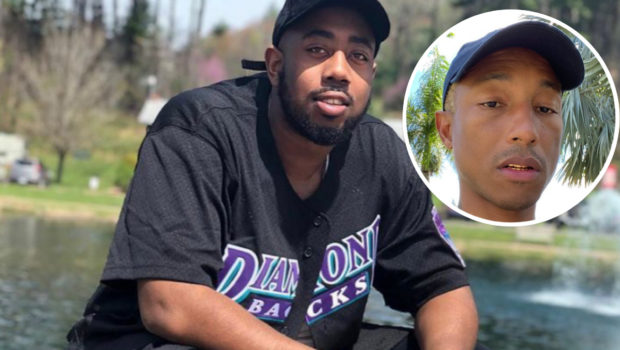 Pharrell Williams' Cousin Donovon Lynch Fatally Shot By Police In Series Of Virginia Beach Shootings