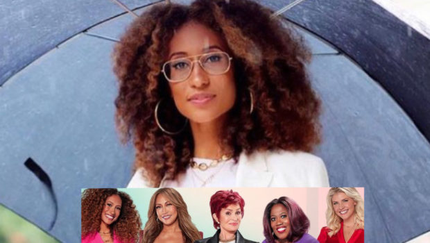CBS' Internal Investigation Reportedly Started After New 'The Talk' Host Elaine Welteroth Filed Complaint About A 'Racially Insensitive & Hostile Environment'