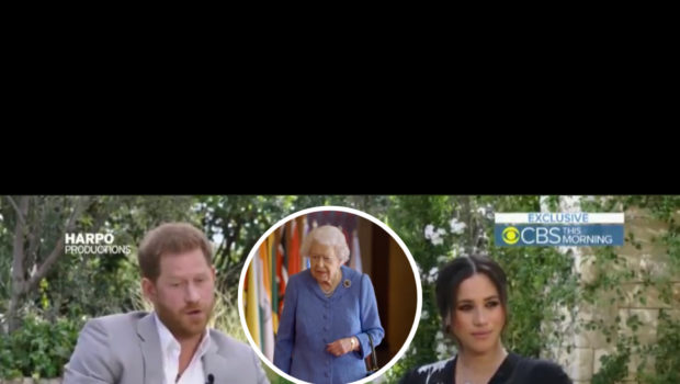 Queen Elizabeth Responds to Meghan Markle and Prince Harry's Oprah Interview