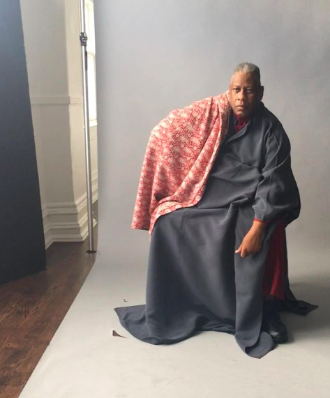 Andre Leon Talley Responds To Ongoing Eviction, Says GoFundMe To Help Him Is 'Unnecessary'