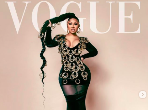 Ari Fletcher Seemingly Announced She Was On The Cover Of 'British Vogue', Denies Claims She Paid For Feature