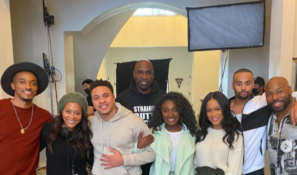 """EXCLUSIVE: BET's '""""Favorite Son"""", Directed By Robin Givens, Starring Rotimi, Jonathan McReynolds & Serayah Premiering This Year"""