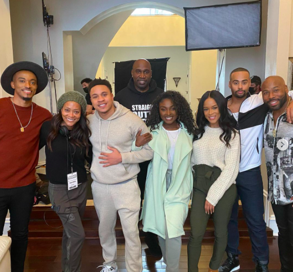 "EXCLUSIVE: BET's '""Favorite Son"", Directed By Robin Givens, Starring Rotimi, Jonathan McReynolds & Serayah Premiering This Year"