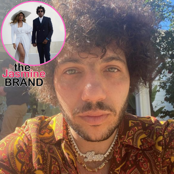 Producer Benny Blanco Recalls Accidentally Kissing Beyonce On The Corner Of Her Lip: Jay-Z Is Right There Looking At Me, I Saw My Life Flash Before My Eyes