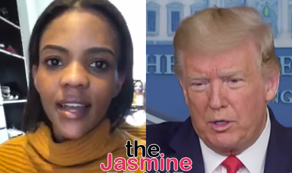 Candace Owens Says Donald Trump's Recent Speech Is 'Actual Feminism', Gets Lots Of Backlash