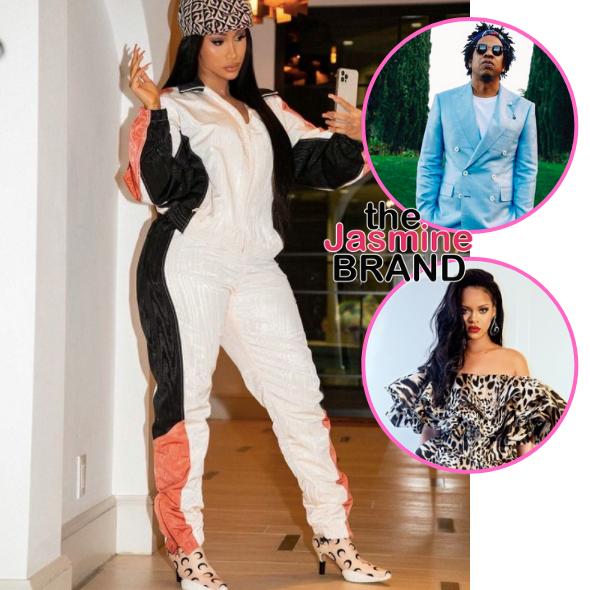 Cardi B Wants To Reach Billionaire Status Like Jay-Z & Rihanna