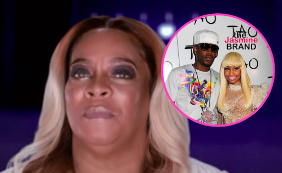 Deb Antney Says She Thought Safaree Samuels Was 'A Gay Guy Nicki Minaj Hung Out With' As She Speaks On Their Former Relationship