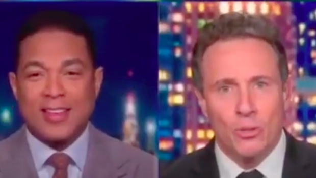 Chris Cuomo Says 'You Know I'm Black On The Inside' As He &  Don Lemon Sing 'Good Times' Theme Song, Gets Mixed Reactions