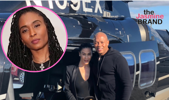 Journalist Dee Barnes Reacts To Dr. Dre's Estranged Wife Being Denied Restraining Order: I Was Denied One Too After Being Brutally Assaulted By Him
