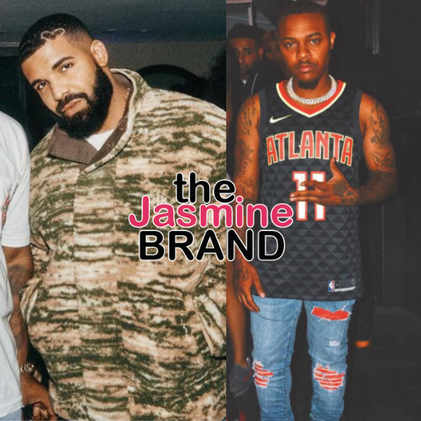 Drake Salutes Bow Wow After Making History: If It Wasn't For You, There Wouldn't Be No Me