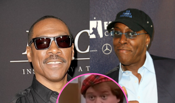 Eddie Murphy & Arsenio Hall Say Paramount Made Them Hire White Actor For 'Coming To America' + Murphy Says 'White Men Run This Business'