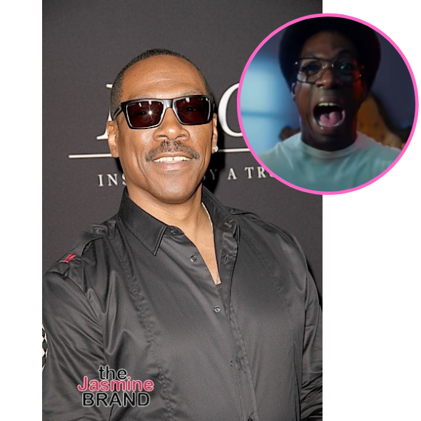 Eddie Murphy Took A Break From Acting After Receiving 'Worst Actor' Awards For Films Like 'Norbit'