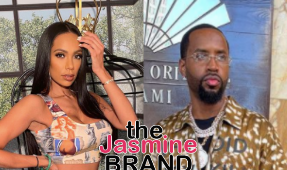 Erica Mena Files For Divorce From Safaree Samuels After Less Than 2 Years Of Marriage