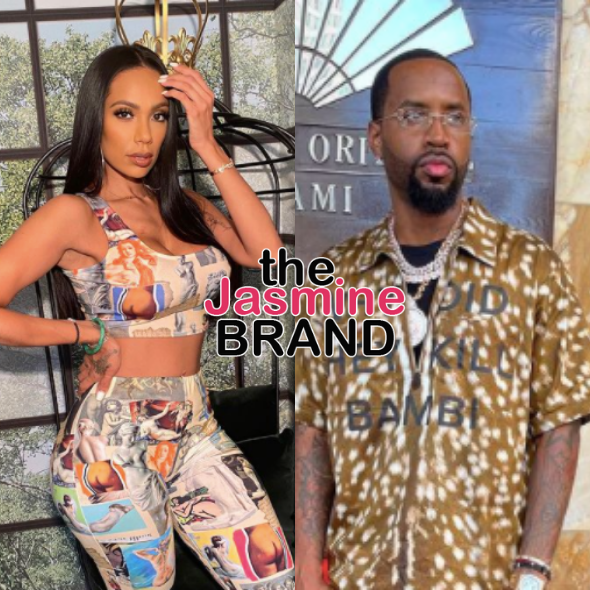 Erica Mena Doesn't Want Marriage Advice After Safaree Samuels Says Getting Married Was His Biggest Mistake: Save The Energy